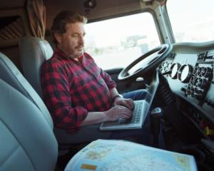 social media trucking